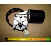 Эл. двигатель стеклоочистителя ГАЗ-3309,КАМ 24В (ан.БАК.00009) 16.3730 КЗАЭ г.Калуга