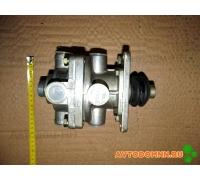 Кран тормозной двухсекционный для подвесной педали ПАЗ-3204 11.3514208-01 ПААЗ