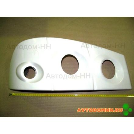 Облицовка передней фары ПАЗ-320402,320412,320302-08 стеклопластик правая 3203-01-5301150 СБ