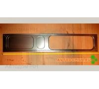 Панель ведущей створки пассажирской двери (наруж.) ПАЗ 3205-6101042