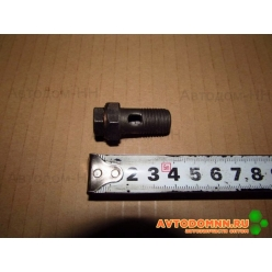 Болт-штуцер корпуса топливного фильтра дв.245-дизель (с пробкой) (ММЗ) 245-1117105 ММЗ
