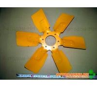 Вентилятор охл6 лопастн, металл 245-1308040-А