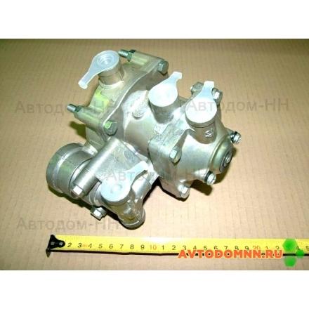 Клапан управления тормозами прицепа с клапаном обрыва 25-3522210 Рославль