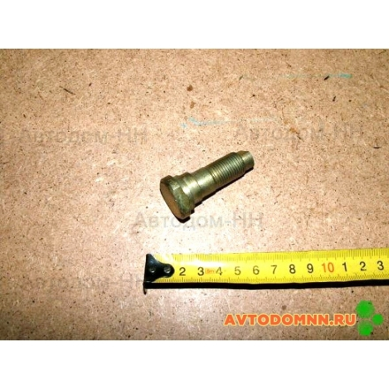 Палец опорный колодок задний ПАЗ-32053 КААЗ 55мм 16-3501069 КААЗ