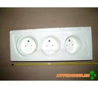 Панель облицовочная задних фонарей пластик ПАЗ-32053,4234 рейсталинг левая 32053-210-01-5601231ПЛ