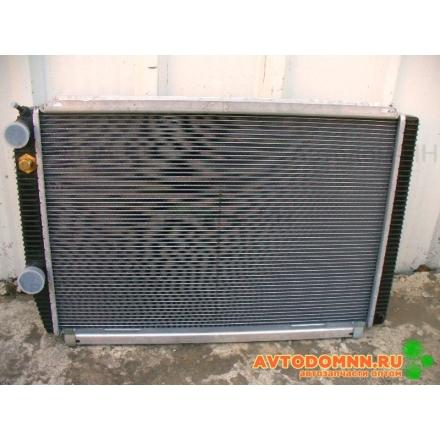Радиатор охлаждения ЗМЗ-409 2-х рядный алюмин. (евро-2) , дизельный двигатель IVECO (евро-3) (ПЕКАР) 3163-1301010 ПЕКАР