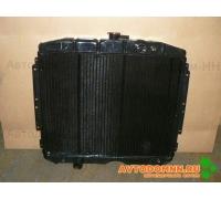 Радиатор охлаждения 2-х рядный (для карб. двиг., Евро-3 с вязкостной муфтой) Оригинал ГАЗ-3307 3307-1301010-33 ОАО ГАЗ