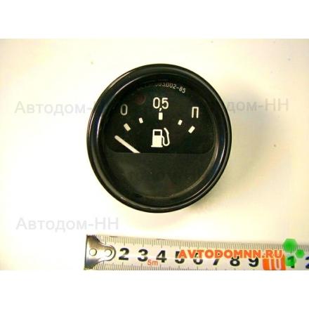 Указатель уровня топлива ГАЗ-3309, К 24В 34.3806 Автоприбор г.Владимир