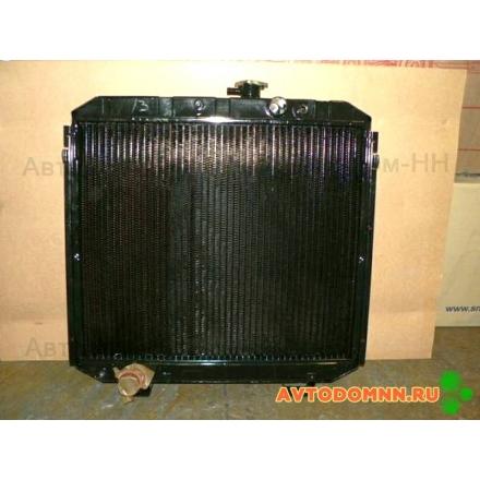 Радиатор охлаждения (3-х ряд.) ПАЗ-32053 Лихославль 111-1301010-10