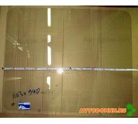 Стекло боковое целое (аварийное) (1163х940) ПАЗ 3205-5403110