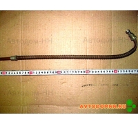 Трубка топливная от муфты к бензоотстойнику (L=150, d=10мм) ПАЗ 3205-1104092-10