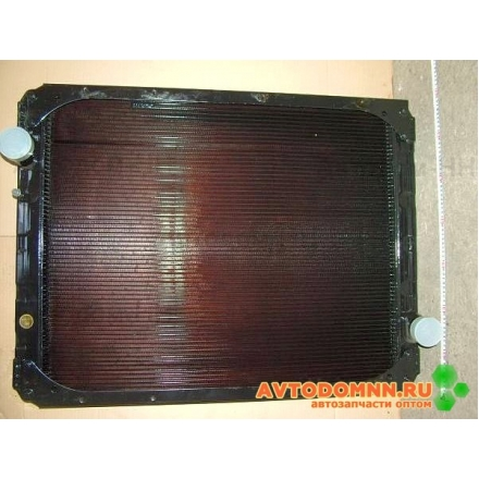 Радиатор охлаждения НЕФАЗ-5297 3-рядный (Лихославль) ЛР5297.1301010 Прамотроник ЗАО г.Лихославль