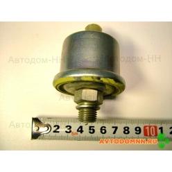 Датчик давл.масла КАМ, МАЗ (10 кг см2) ММ370-3829 Автоприбор г.Владимир