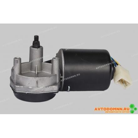 Мотор (моторедуктор) стеклоочистителя -3307, 3308: ЗИЛ-5301, 4421, 4945, 133, 433360, 4331 (12В/20Вт) Г, ЗИЛ 161.3730 АВТОМАГНАТ