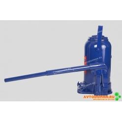 Домкрат 20 т. двухштоковый (мин. 235 мм, мах. 570 мм) с предохранительным клапаном (карт...