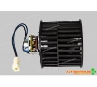 Мотор отопителя (вентилятор) Волга-3110, ГАЗ-2217, 2705, 3302, 3121 (аналог 3302-8101080) (12В/90Вт) ГАЗ 45.3730-10 АВТОМАГНАТ