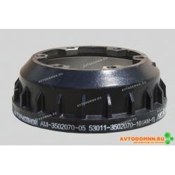 Барабан тормозной задний ЗИЛ-5301 (6 отверстий) ЗИЛ 53011-3502070-10 АВТОМАГНАТ