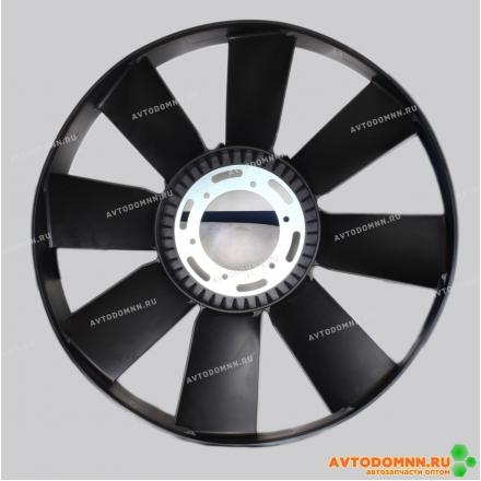 Крыльчатка вентилятора ЕВРО-2 D-660мм с ободом (8 лопастей) КАМ 740.30-1308012 АВТОМАГНАТ