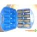 Набор головок для ключа 11 штук (25мм) (27, 30, 32, 33, 36, 38, 41, 46, 50, 55, 60) в пластиковом Набор головок АВТОМАГНАТ