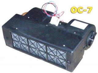 Отопитель ОС-7-У2 применяется на ПАЗ, ЛиАЗ,  Газель, Соболь, УАЗ, Семар, FORD, Волжанин, IKARUS, MAN, MERCEDES, ЛАЗ