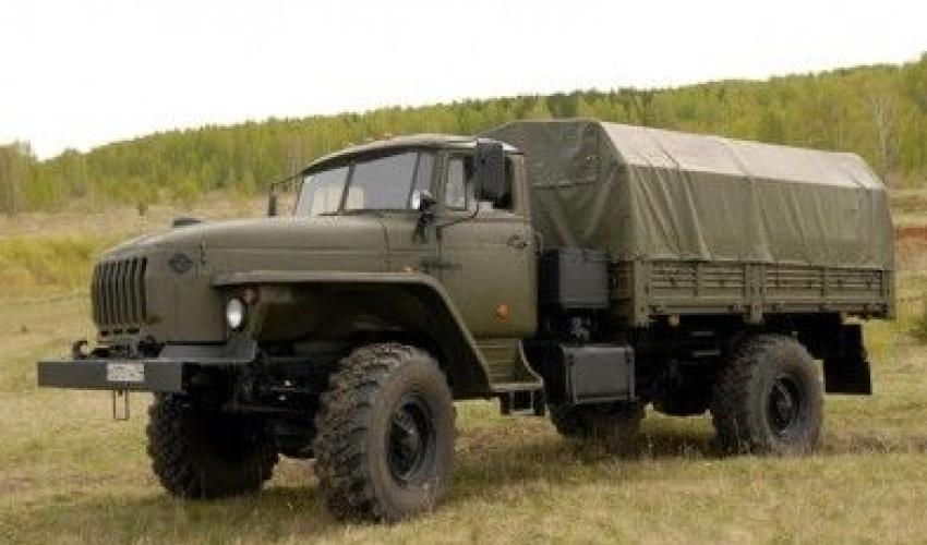 Автозавод «Урал» отмечает 70-летний юбилей