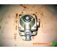 Клапан управления тормозами прицепа двухпроводный 100-3522010К аналог