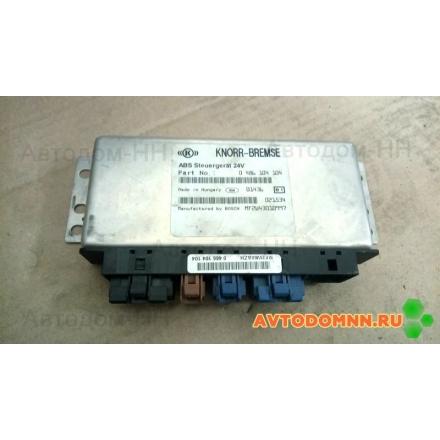 Блок управления АБС 24В сплошной ПАЗ 0 486 104 104 000 Knorr-Bremse