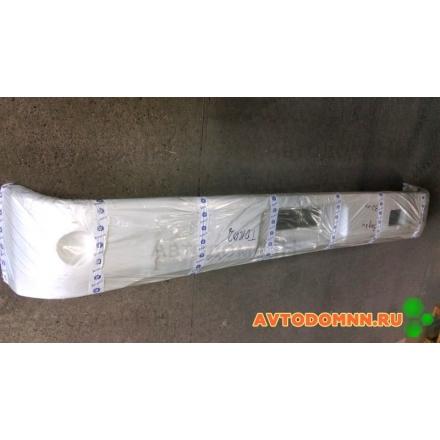 Бампер задний (белый) (пластиковый) ПАЗ-3204 3203-2804026 Павлово