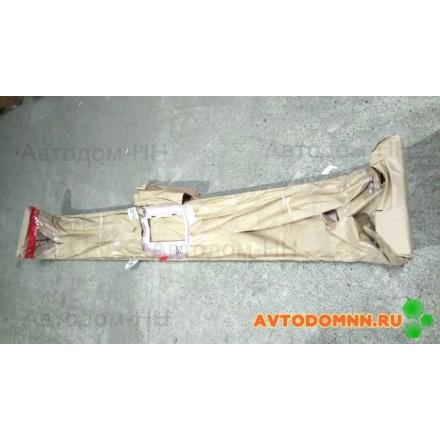 Бампер задний с заглушкой (Вектор) ПАЗ-320412-05 320412-05-110-2804010