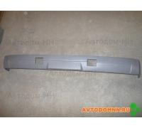 Бампер нов. образца пласт. перед. серый ПАЗ 3205-2804012-10