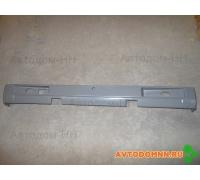 Бампер нов. образца зад. пласт. серый ПАЗ 3205-2804014-10