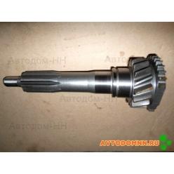 Вал первичный КПП голый (4-х ступ) ГАЗ-53, ПАЗ 53-12-1701302