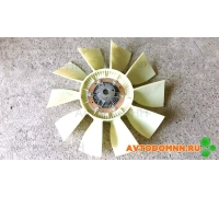 Вентилятор с муфтой Диаметр 550мм (Двиг. ISBe-150/185) ПАЗ-3237 BWTS 020004172