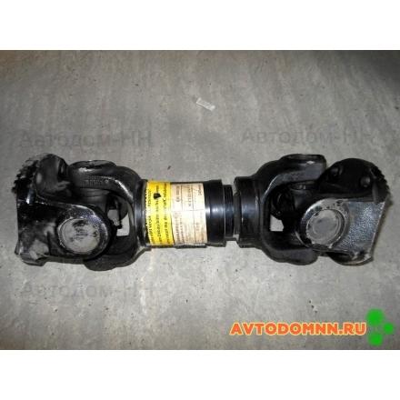 Вал карданный ПАЗ-3237 оригинал GWB 968730