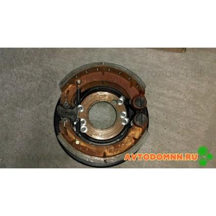 Тормоз передний левый (кол.160мм) ПАЗ-3204 16-3501011-110АН