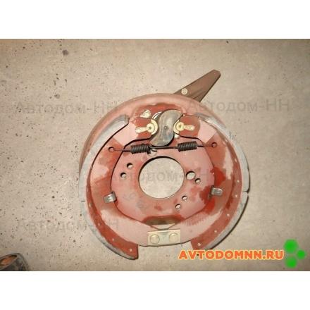 Тормоз передний левый н.о. (Канаш под диск 19,5) 16-3501011-50