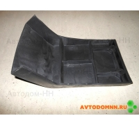 Уголок-накладка бампера (резиновый) ПАЗ 3205-2803060/61-01