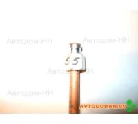 Трубка от баллона к перед. торм. (L-55) ПАЗ 3205-3552072-10