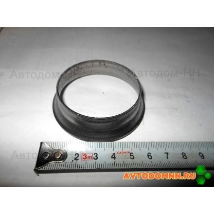 Фланец трубы глушителя стакан ПАЗ, ГАЗ 3205-1203213