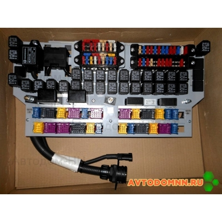 Электрощит 24В ПАЗ-320402 320402-05-110