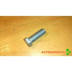 Болт крепления переднего суппорта (111ось) М14x1,5-6gx40 ЛИАЗ-5256 5256-3501016/45-93481...