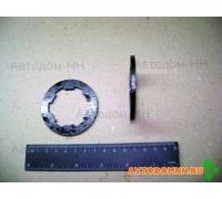 Кольцо 4-й передачи КПП шлицевое малое 130-1701187