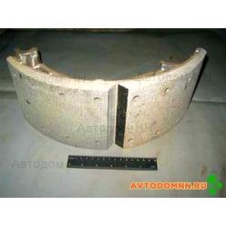 Колодка торм задняя ЗИЛ 130-3502090-15