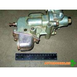 Кран тормозной 2-хсекц, глав. 130-3514010-Б