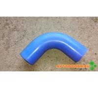 Патрубок GIP (Синий) (Уголок Д-38) ПАЗ 100-5003848