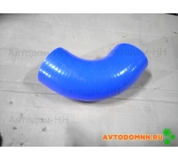 Патрубок GIP (Синий) (Уголок Д-76) ПАЗ Вектор Next 100-5007686