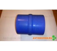 Патрубок воздушный (Камминс, синий) ПАЗ 32042-110-1109040