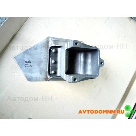 Надстройка заднего кронштейна задней рессоры правая ПАЗ 3205-5101108