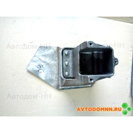 Надстройка заднего кронштейна задней рессоры левая ПАЗ 3205-5101109