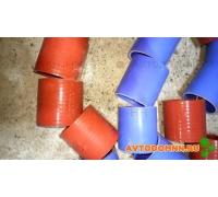 Патрубок воздушный (Камминс, красный,синий Д-63 короткий) ПАЗ 4308-1170248-04